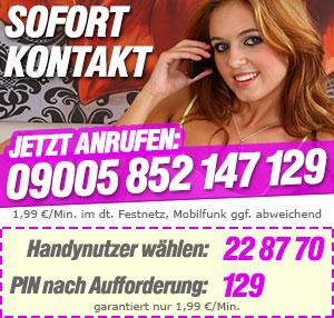 Direkte Telefonsex Nummer für Kontakt ohne Wartezeit